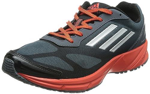 adidas Men's Lite Pacer M Dark Onyx, Metsil and Hirere Mesh Running Shoes - 8 Uk <span at amazon