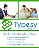 Software : Typesy - Typing Tutor Software [Download]