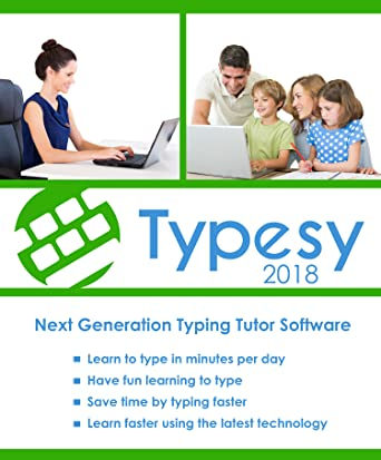 Amazon.com: Typesy - Typing Tutor Software [Download]: Software