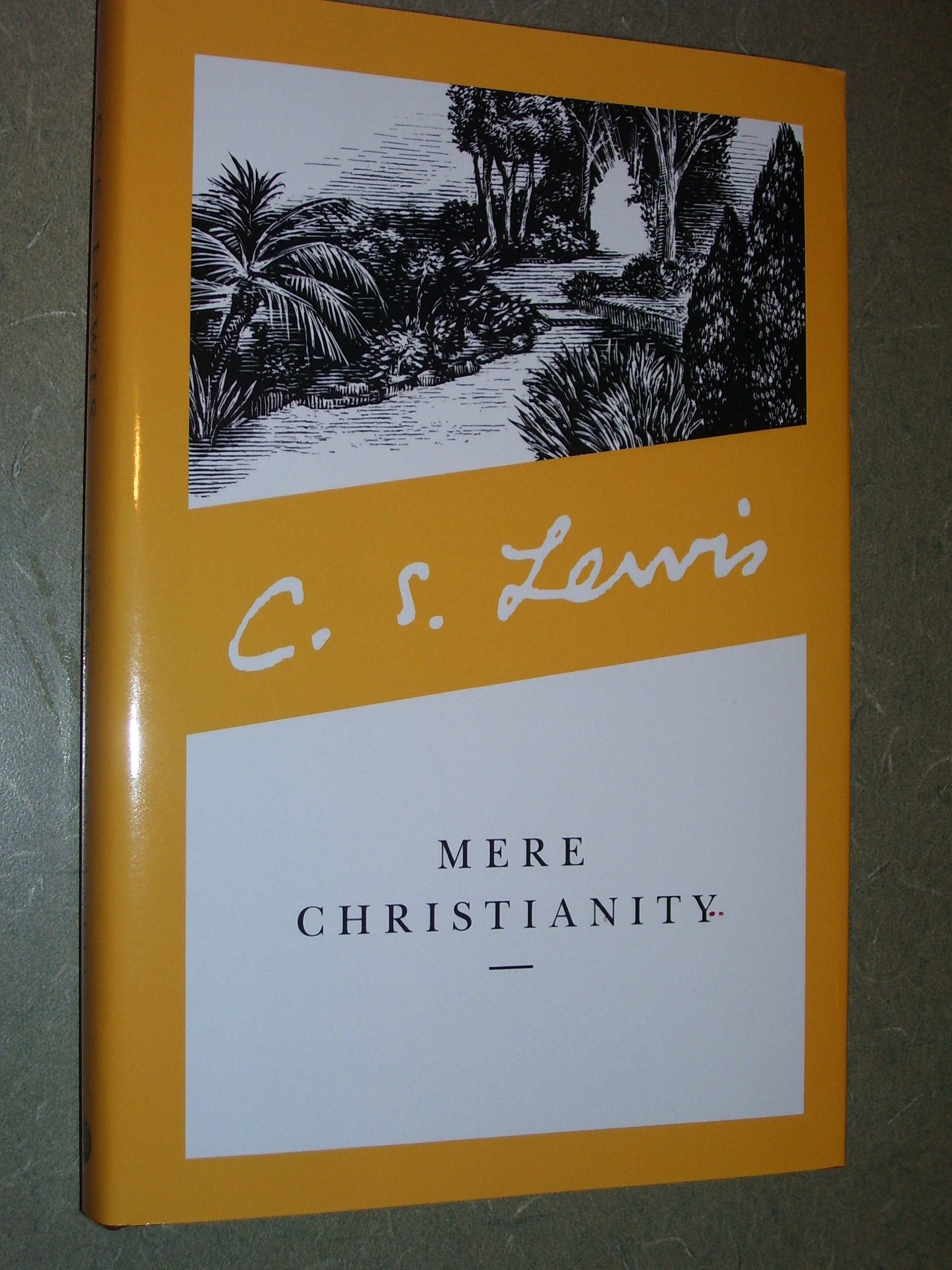 Read Online Mere Christianity by C. S. Lewis pdf epub