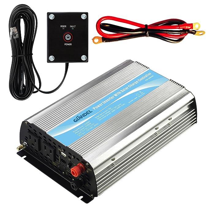 Review GIANDEL 1200Watt Power Inverter
