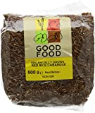 Mintons Good Food Pre-packed Organic Red Rice Canargue (Pack of 5)