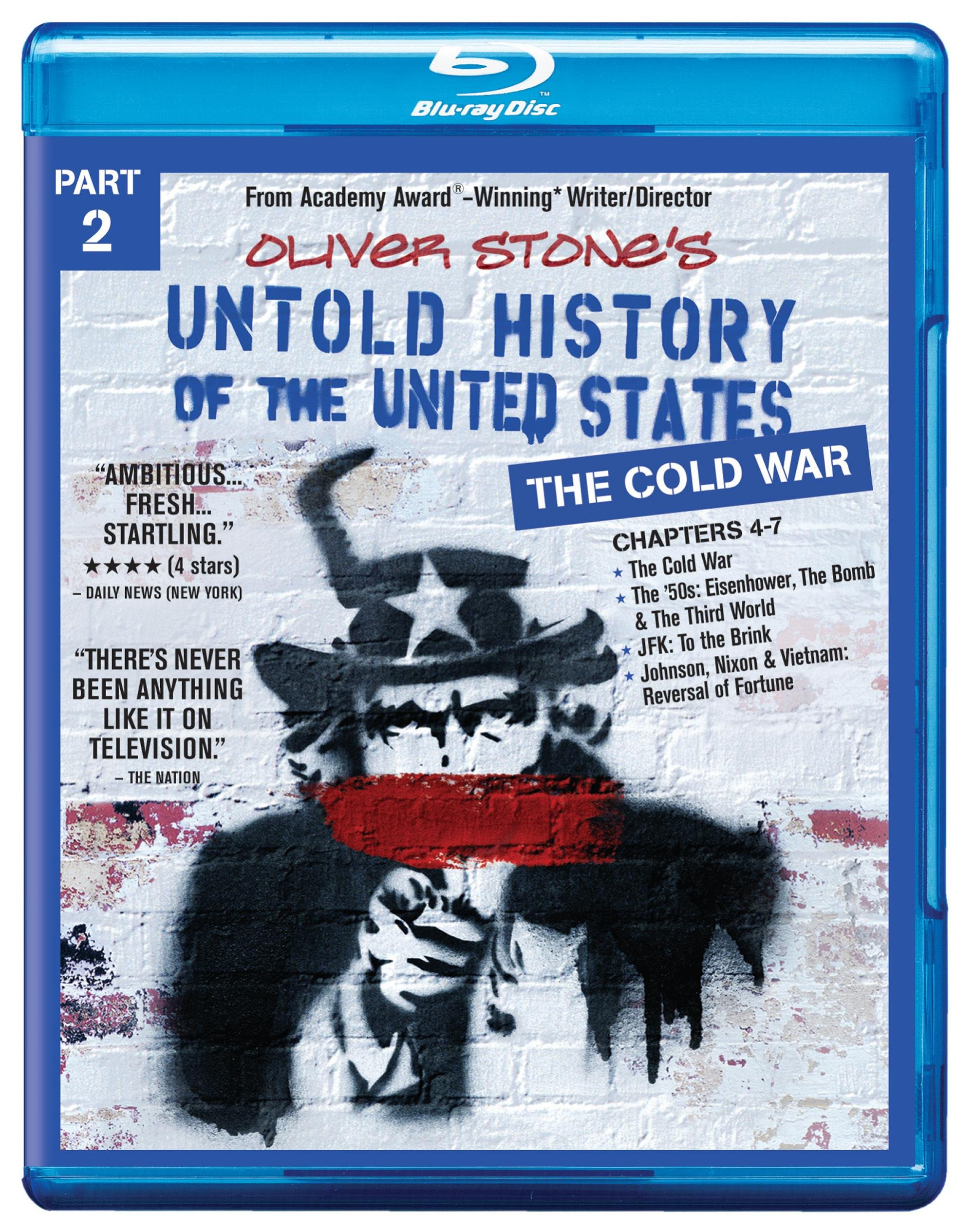 Blu-ray : Untold History Of United States Part 2: Cold War (Blu-ray)