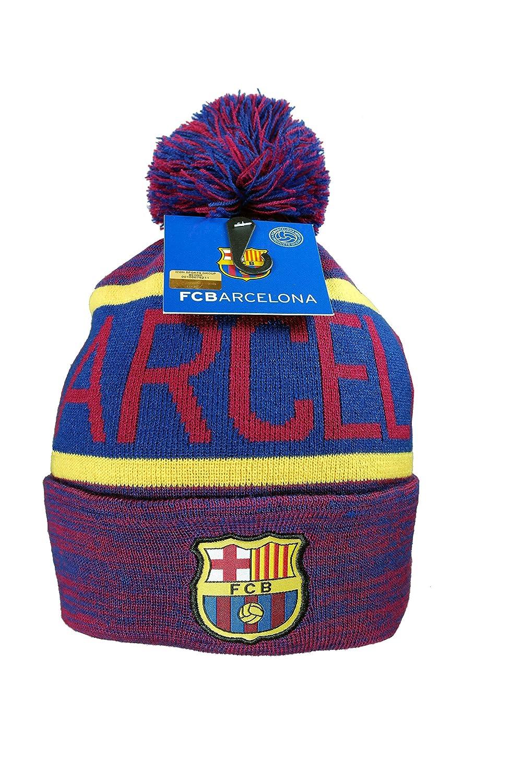FCバルセロナ 公式ライセンス商品 サッカー ビーニー One Size  B0784BQ99L