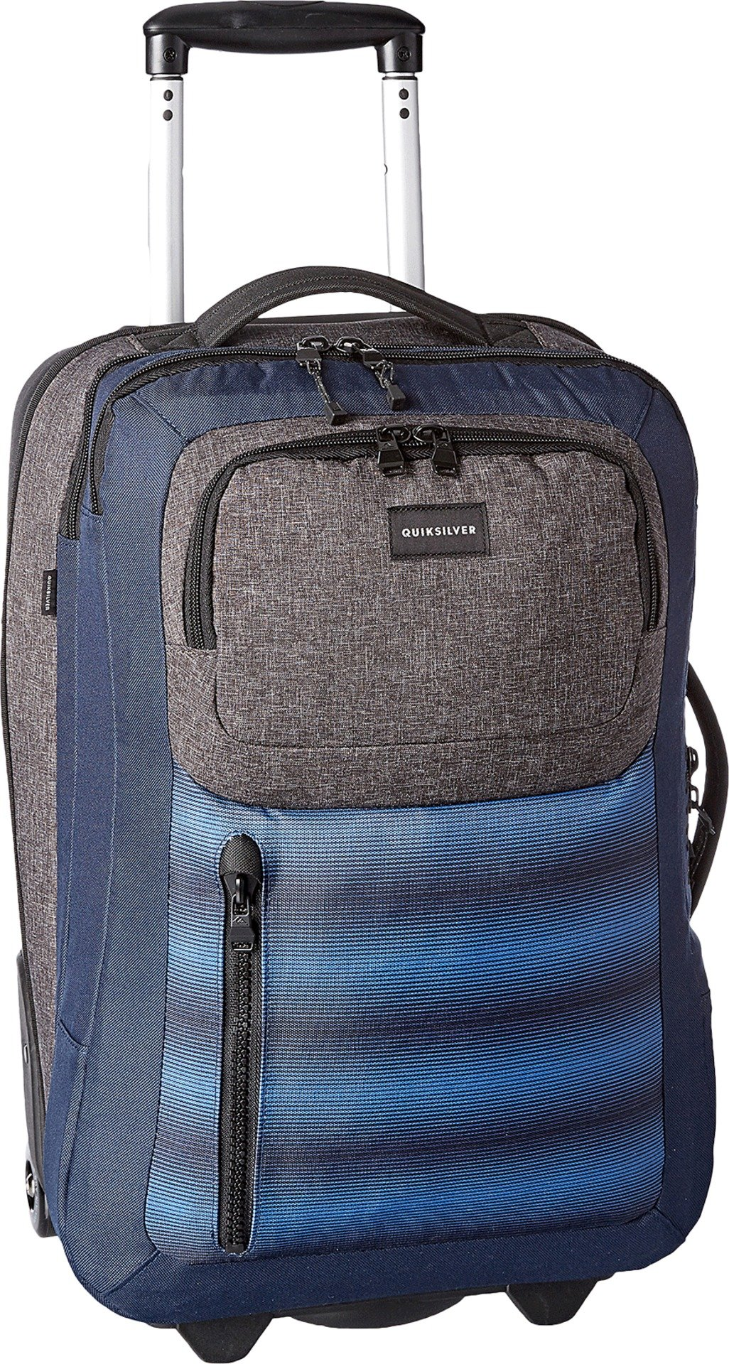 Quiksilver Young Men's Horizon Luggage Roller Bag Accessory, navy blazer, One Size
