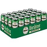 Warsteiner Herb Pils / 24 x 0,5 Liter Dosenbier / Kraftvolles Bier nach deutschem Reinheitsgebot / Palette Bier auch im Spar-Abo erhältlich