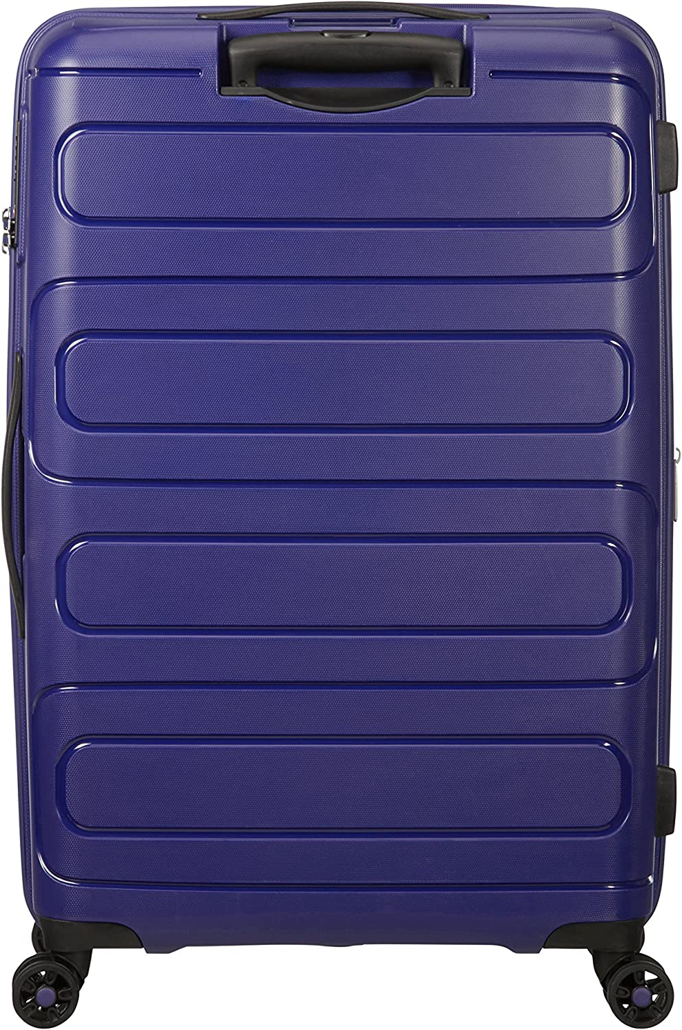 Navy 55 cm Blue 35 liters American Tourister Sunside Spinner 55//20 Hand Luggage