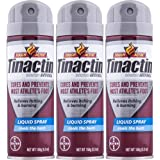 Tinactin Athletes Foot Liquid Spray 5.3 oz (Pack of 3)