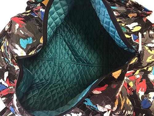 Vera Bradley Small Duffel Bag Splash Floral