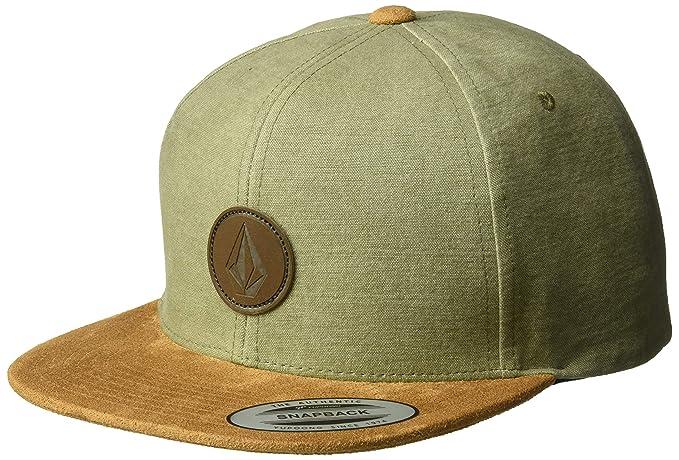 7b700a50053 Volcom Men s Quarter Fabric Hat Baseball Cap
