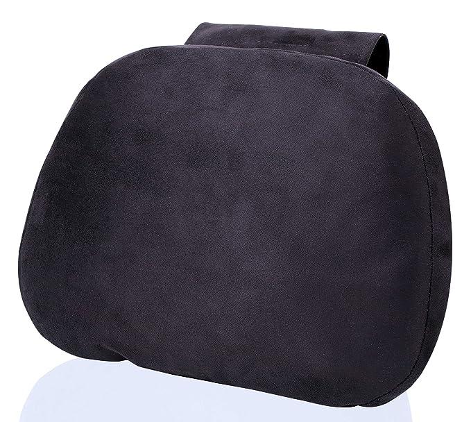 8 opinioni per Morbido cuscino cervicale per auto, supporto per il collo, felpato, per il