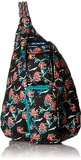 f8bbe81f77 KAVU Mini Rope Bag Crossbody Shoulder Cotton Backpack