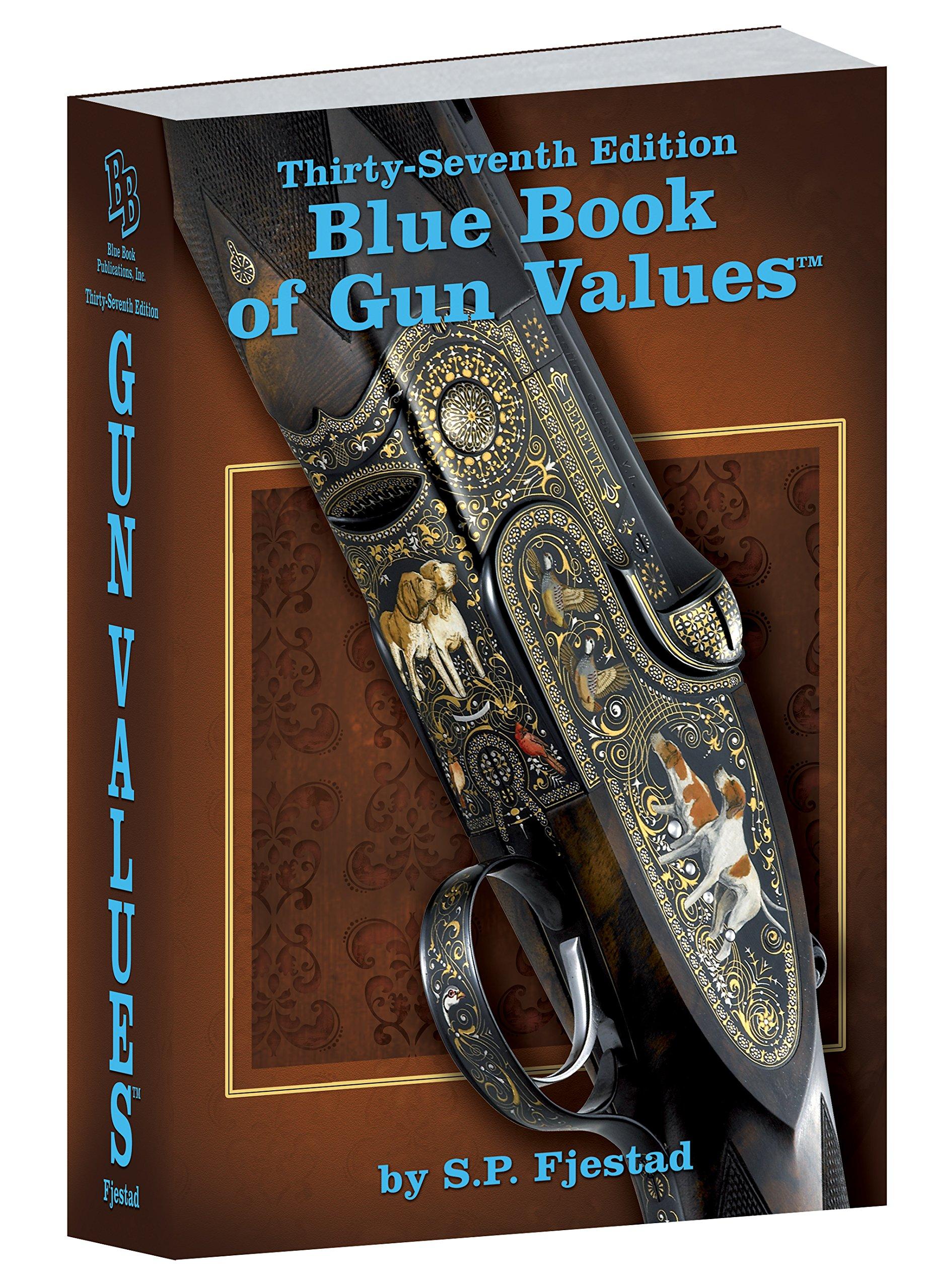 Amazon.com: Blue Book of Gun Values (9781936120758): Steven P ...