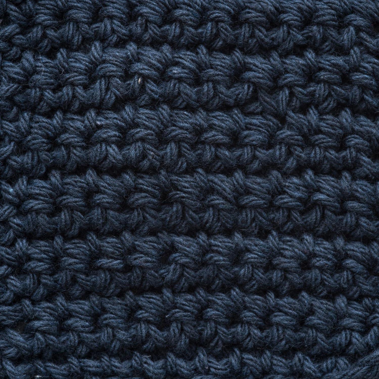 2,5 oz. Lily 10200101116 Sugar N Cream Yarn-Blue Jeans Coton