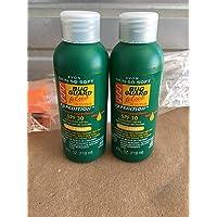 2 Bottles - Avon Skin so Soft Bug Guard Plus Expedition SPF 30 Pump Spray