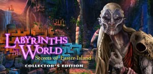 Labyrinths of the World: Secrets of Easter Island Collector's Edition from Big Fish Games