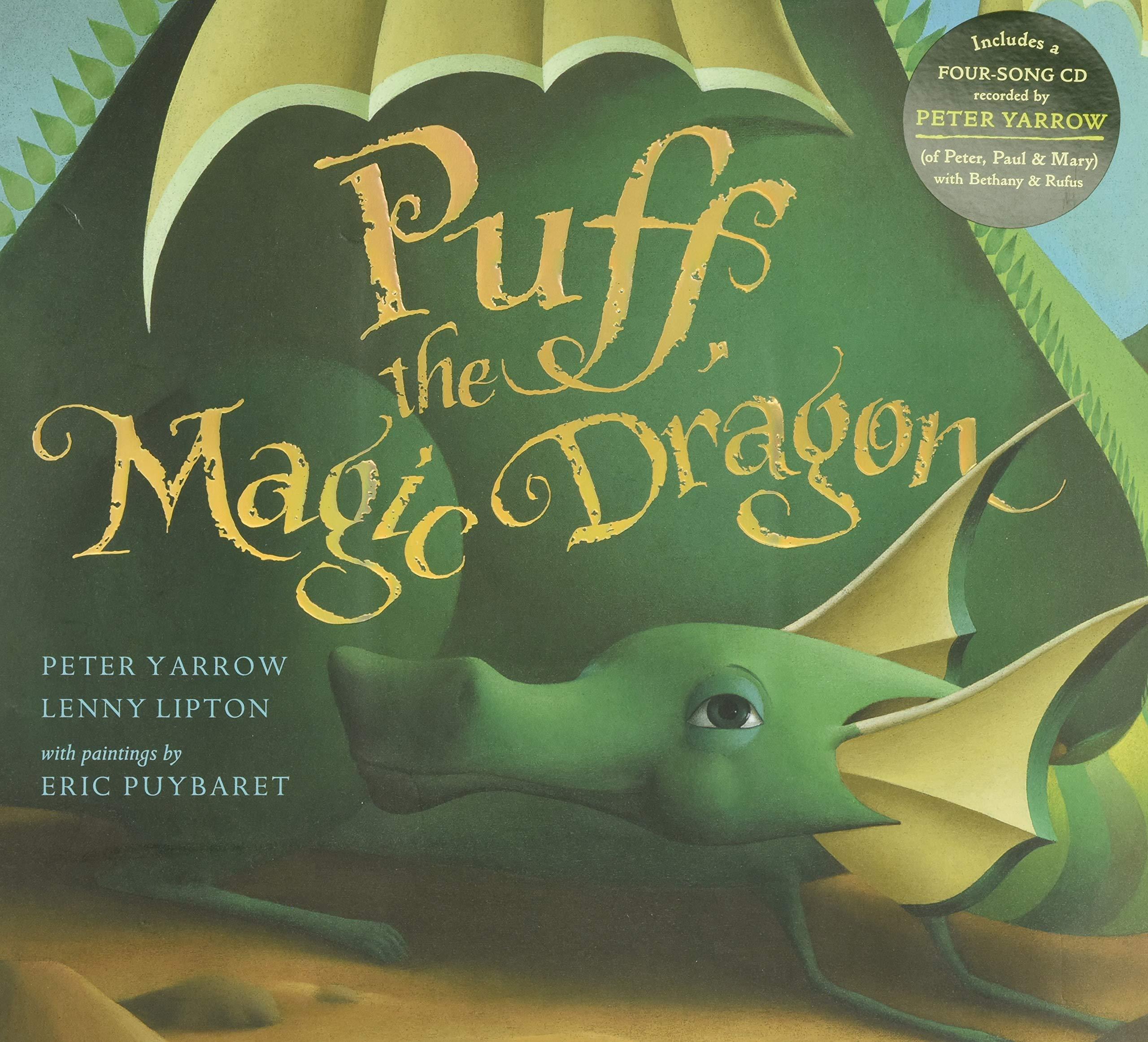 puff the magic dragon golden girls