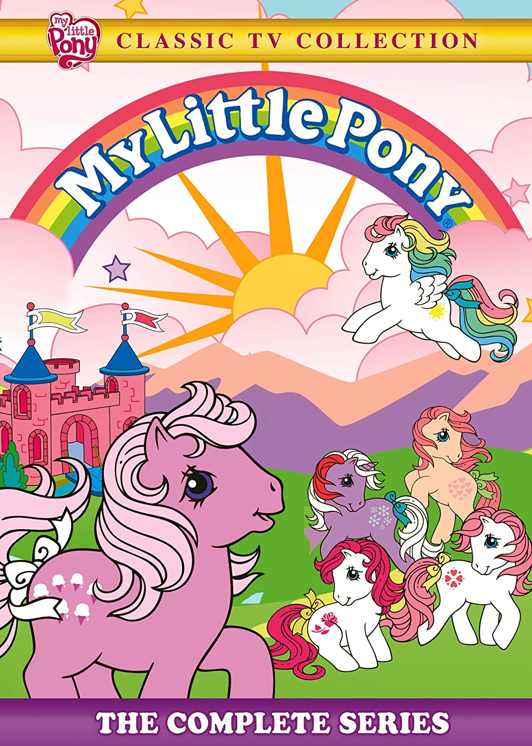 amazon com my little pony the complete series original bettina