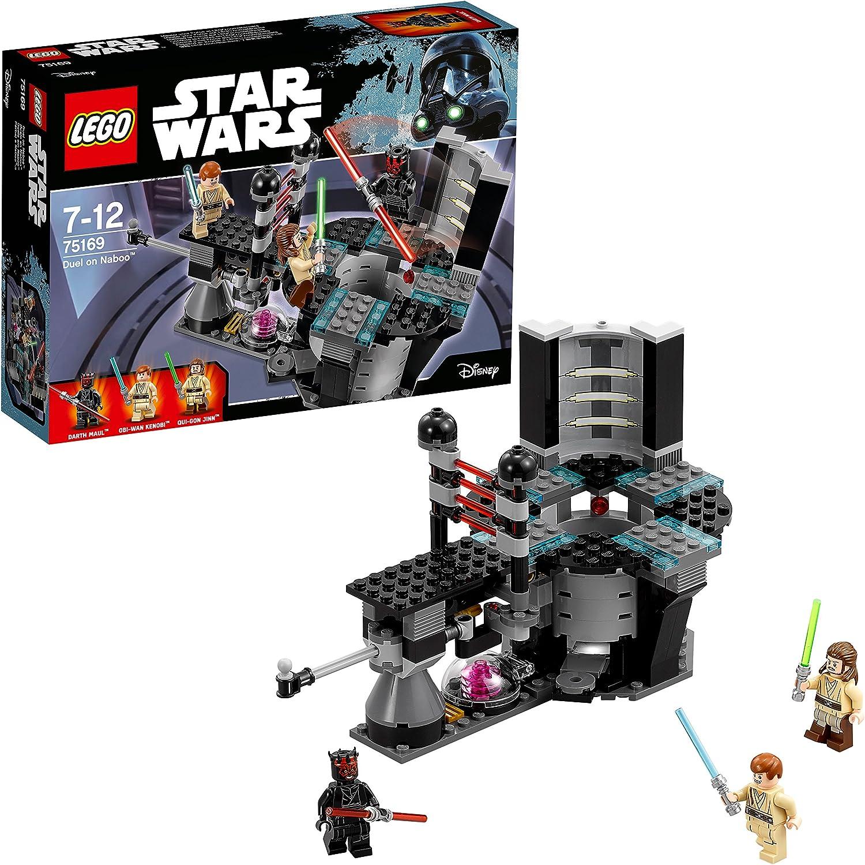 LEGO Star Wars - Juego de Construcción Duelo en Naboo (75169 ...