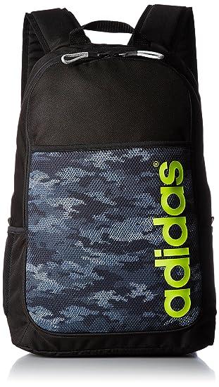 adidas Camo Backpack Mochila, Hombre, Negro, NS: Amazon.es: Deportes y aire libre