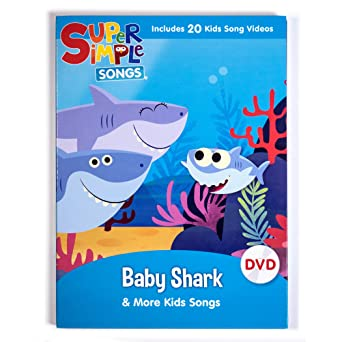 17a26494ad Amazon.com: Baby Shark & More Kids Songs - DVD: Movies & TV