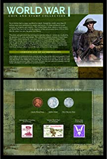 product image for World War I Coin & Stamp Collection