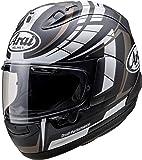アライ(ARAI) バイクヘルメット フルフェイス RX-7X PLANET (プラネット) フラットブラック Mサイズ 57cm-58cm -