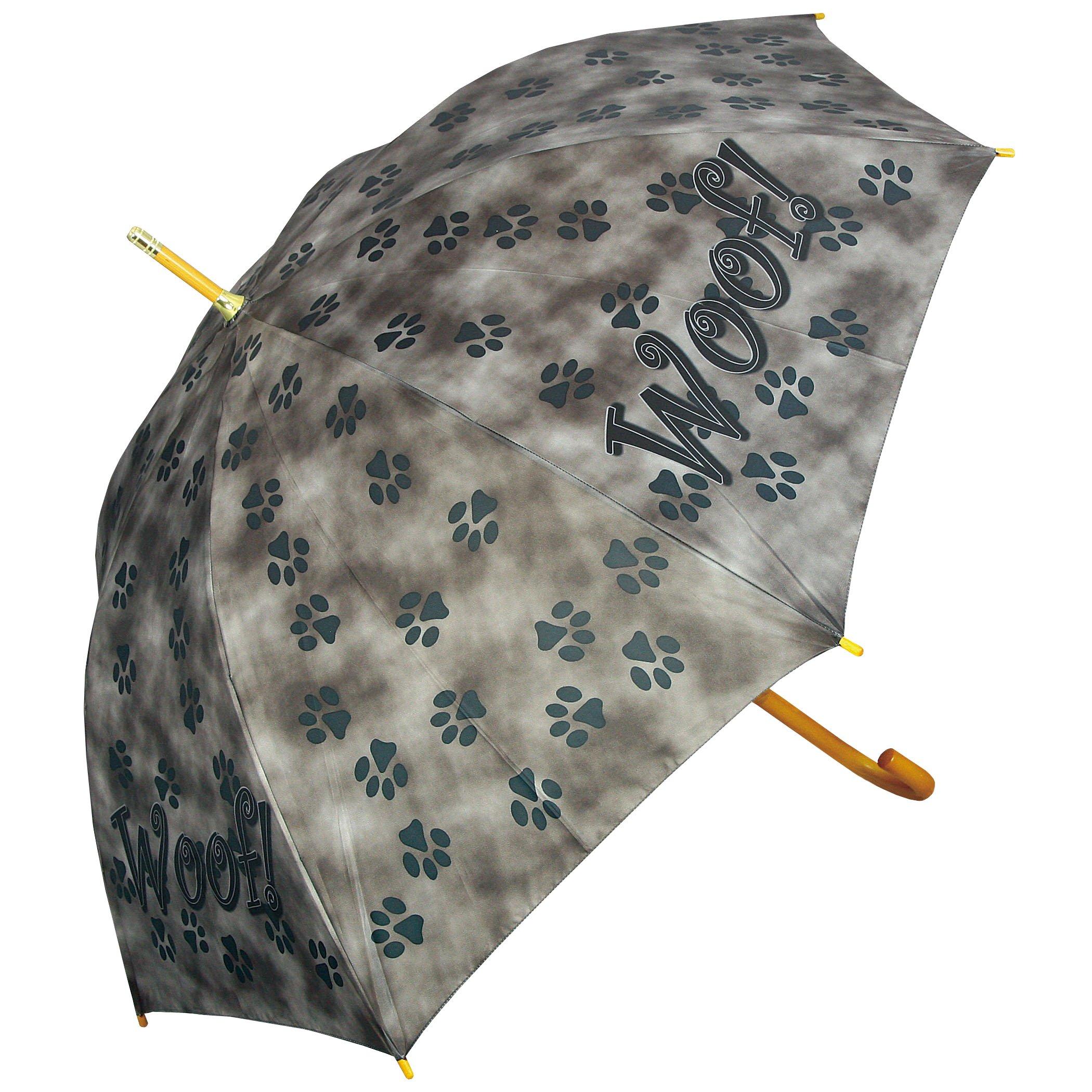 PealRa Dog Woof Umbrella