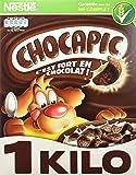 Nestlé Chocapic - Céréales du Petit Déjeuner - Paquet de 1 kg - Lot de 3