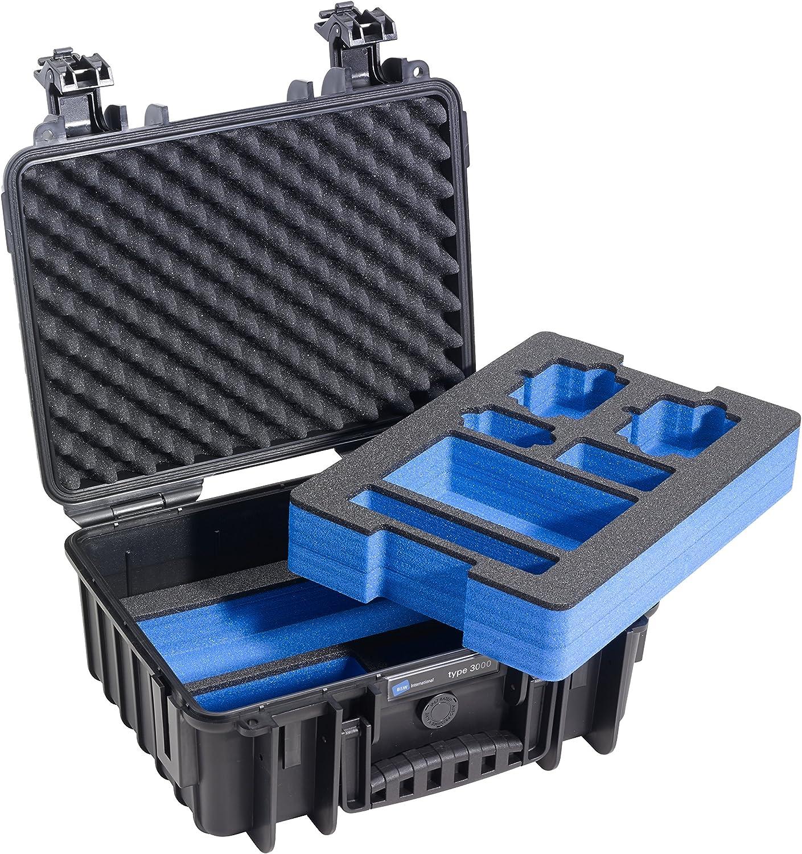 B W Outdoor Cases Typ 3000 Mit Gopro Hero 2 3 Kamera