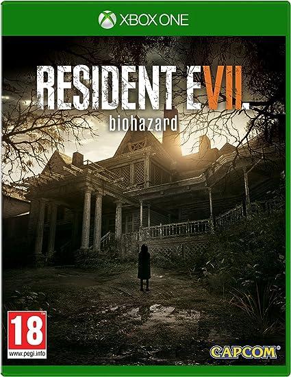 Resident Evil 7 Biohazard [Importación Inglesa]: Amazon.es ...