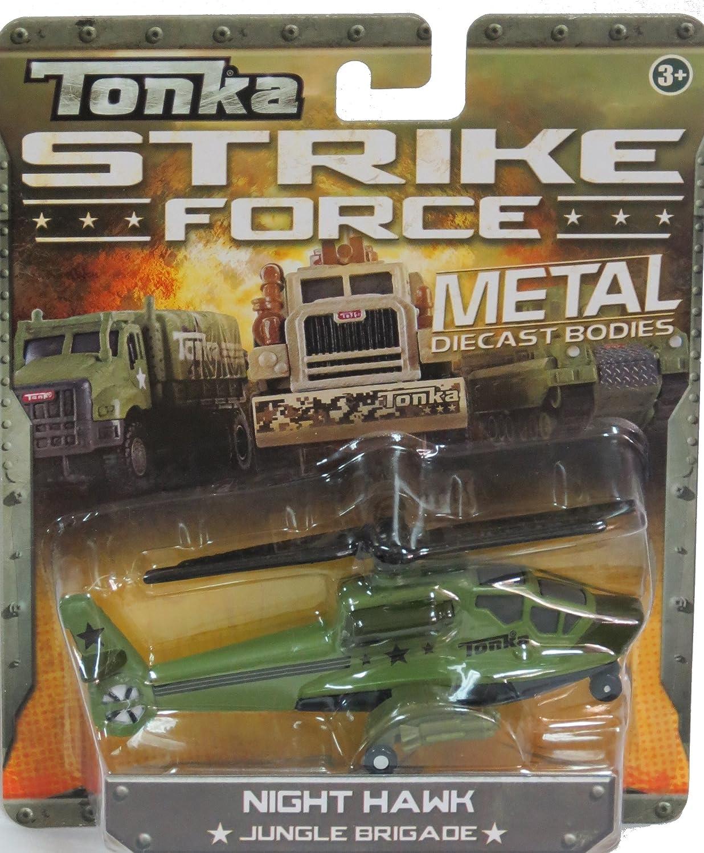 Strikeforce sports coupons - Amazon Com Tonka Strike Force Metal Diecast Night Hawk Jungle Brigade 1 64 Toys Games