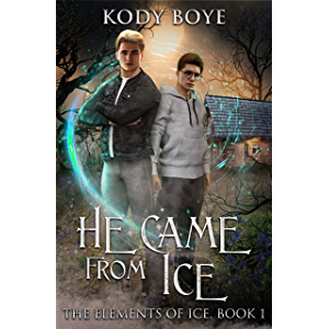 He Came from Ice (The Elements of Ice Book 1)