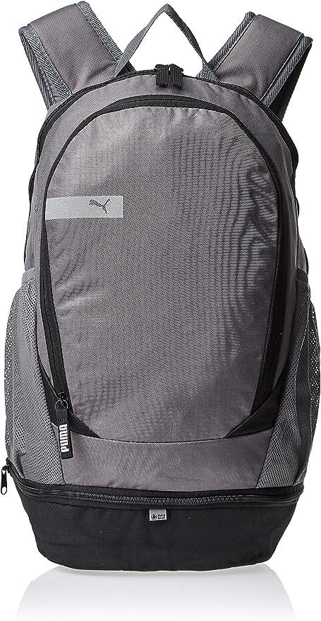 PUMA Vibe Backpack Mochilla, Adultos Unisex, Castlerock, OSFA: Amazon.es: Deportes y aire libre