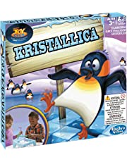 Hasbro - Kristallica, kindgerechtes Geschicklichkeitsspiel ab 3 Jahren