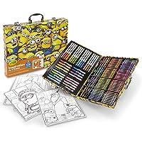 Crayola Despicable Me Inspiration Art Case