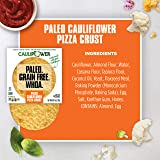 CAULIPOWER Paleo Cauliflower Pizza Crusts, Grain