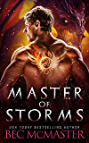 Master of Storms: Dragon Shifter Romance (Legends of the Storm Book 5)