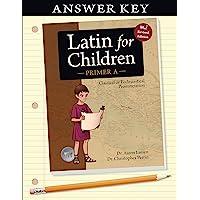 Latin for Children, Primer A Key (Latin for Children)