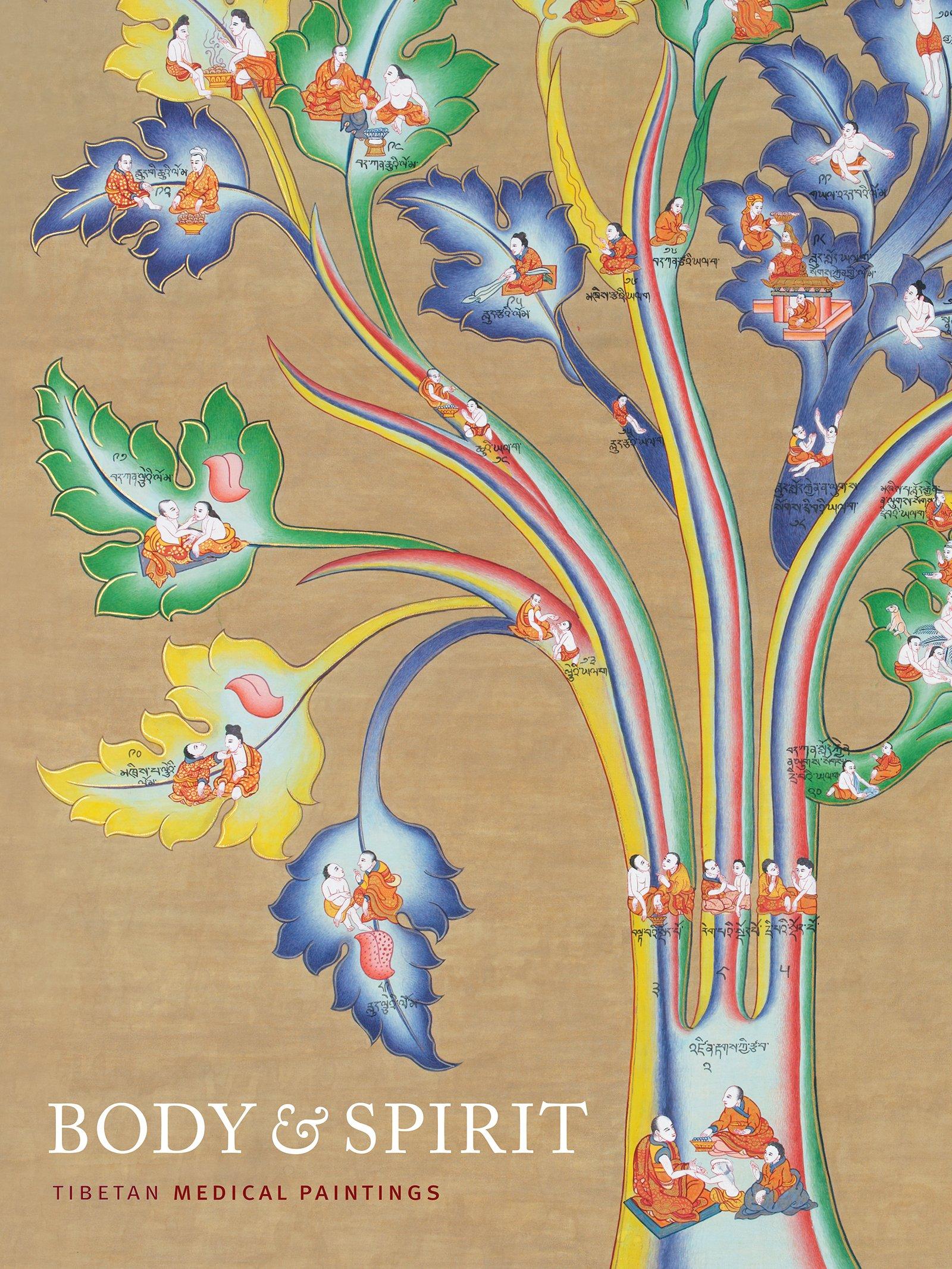 Amazon.com: Body and Spirit: Tibetan Medical Paintings ...