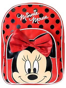 boutique de salida rebaja invicto x Disney Minnie Mouse Mochila con Lazo para niñas: Amazon.es: Equipaje