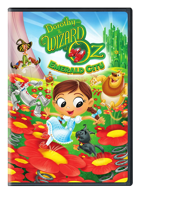 df482d3f0c6f Amazon.com  Dorothy and the Wizard of Oz  Emerald City  Season 1 Volume 2   Sam Register
