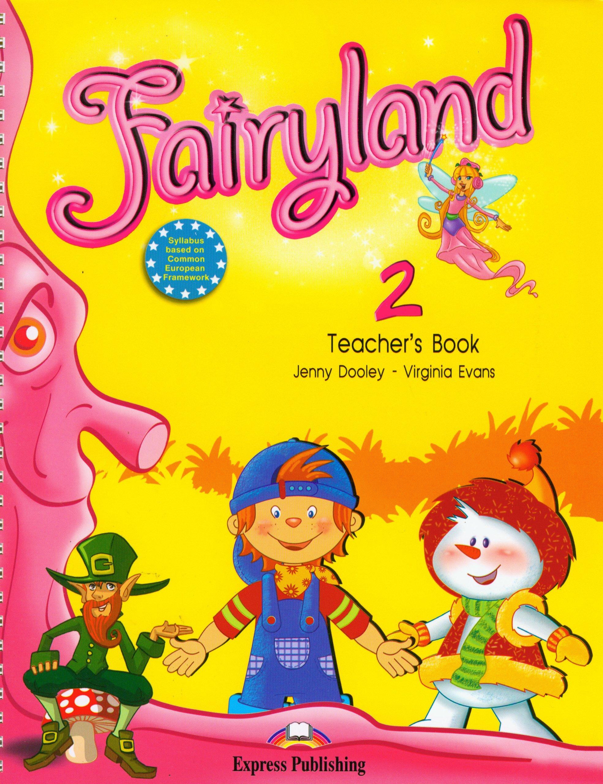 Fairyland 2 Teachers Pack pdf epub