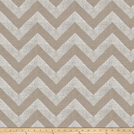 Amazon.com: Fabricut Jaclyn Smith Buster Linen/Cotton Silver ...