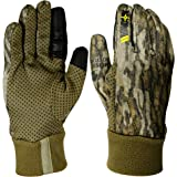 """Mossy Oak """"Raptor"""" Insulated Camo Hunting Gloves Available in Multiple Camouflage Patterns"""