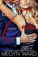 Claiming Cari (The Gilroy Clan Book 2) Kindle Edition