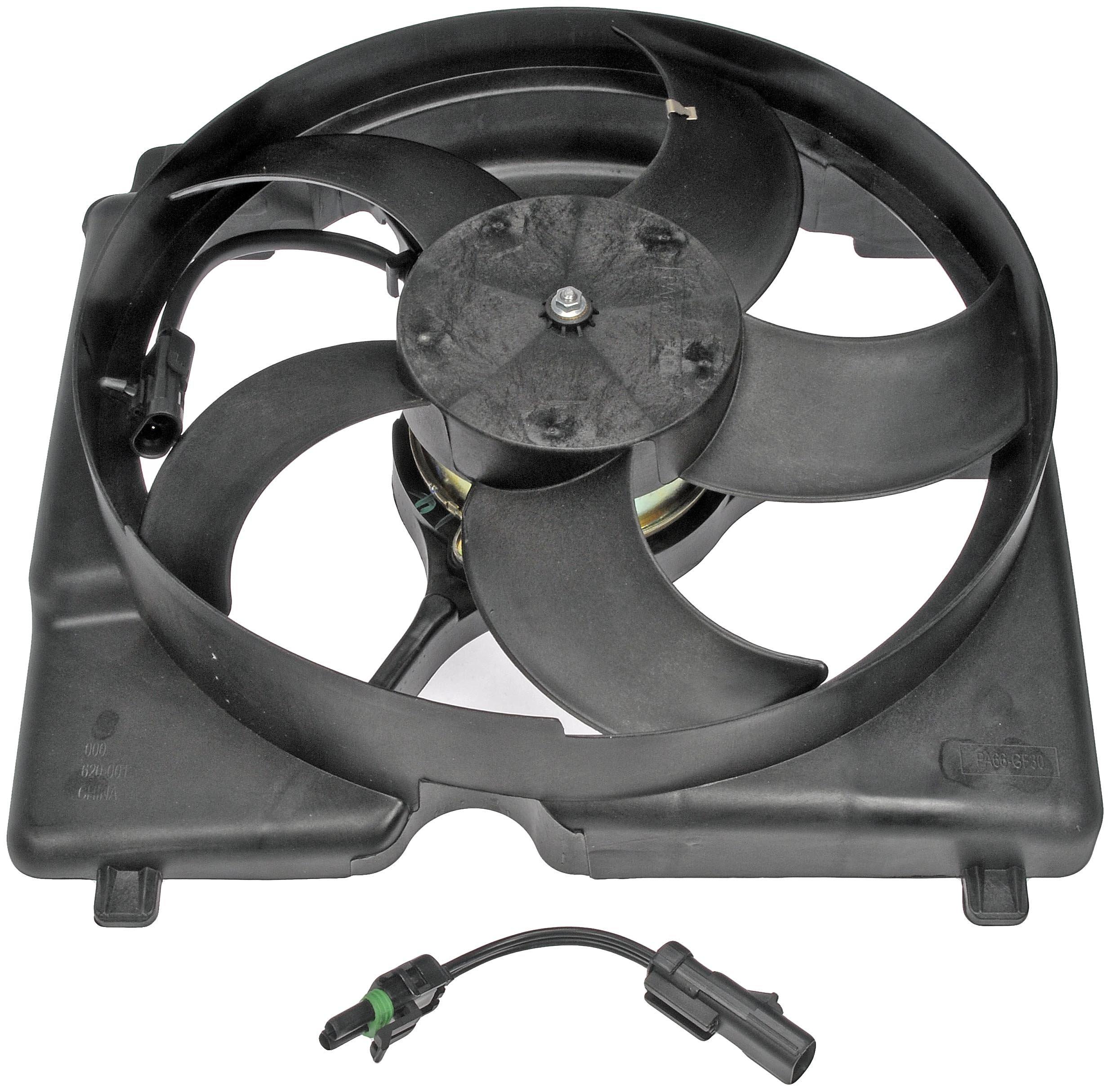 Dorman 620-001 Radiator Fan Assembly