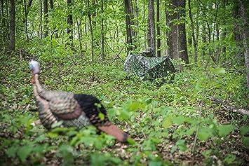 New Ameristep Throwdown Predator Turkey Blind Realtree Xtra Camo 1RX2W112
