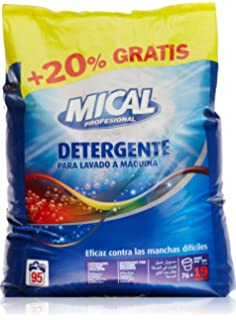 Detergente Lavado Ropa Domestico Atomizado DETERHI 1904: Amazon.es ...