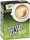 Stevia in the Raw Zero Calorie Sweetener 100ct 2-Pack